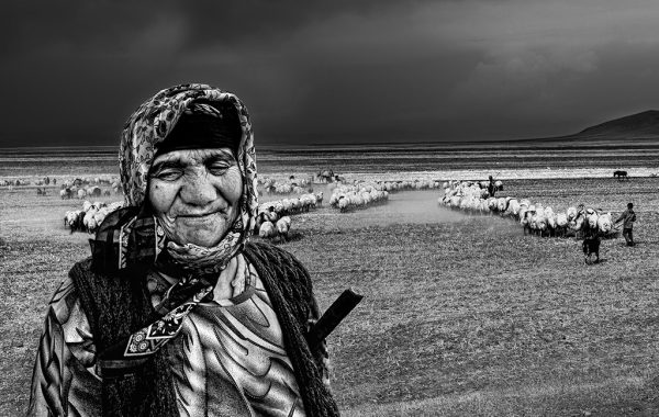BEING WOMAN IN ANATOLIA